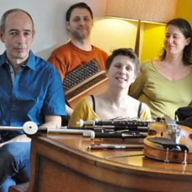 Lutecia-Ceili-Band
