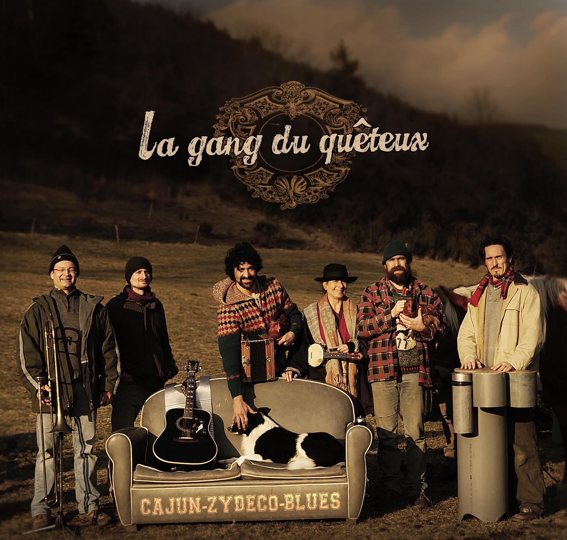 La Gang du Quéteux - cajun, zydeco, blues - 09 septembre ...