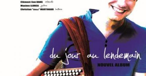 Concert Rémi Geffroy, Sortie De CD