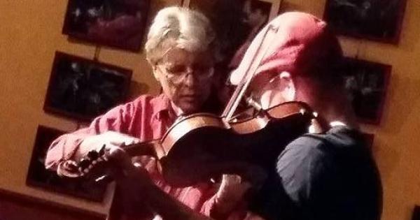 Concert Darol Anger & Casey Driessen, Festival Fous D